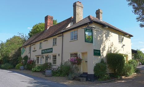 The Plough in Great Chesterford