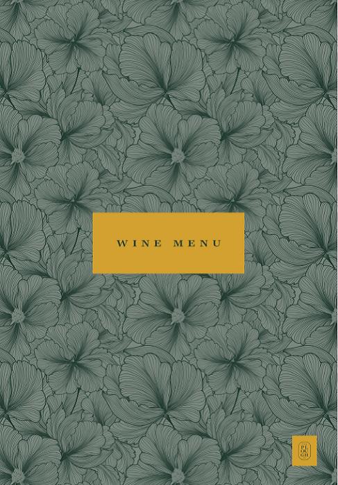 Wine Menu at The Plough