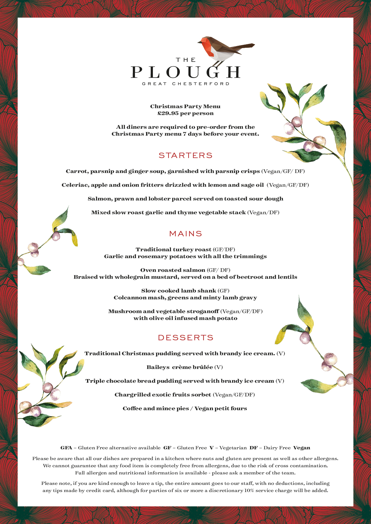 210mmX297mm_The_Plough_Christmas_Party_Menu_2019