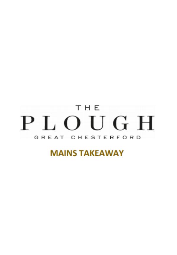 Plough Mains Takeaway