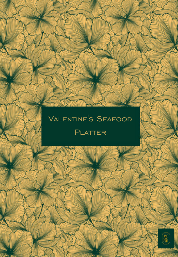 Valentine's Seafood Platter